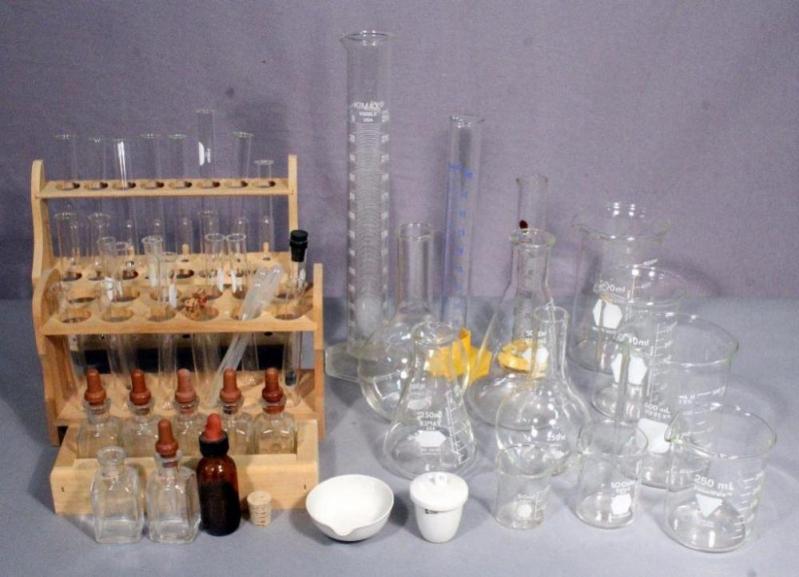 Aparelhos de Vidro para Laboratório de Análises Clínicas Cotar Lago Norte - Aparelhos de Vidro para Laboratório de Pesquisa