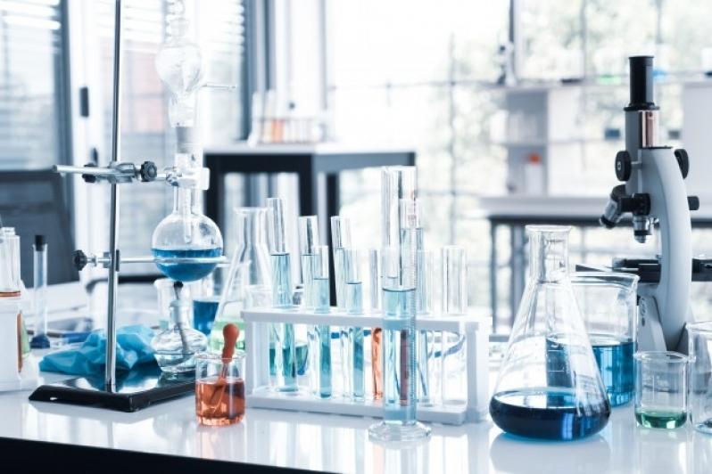 Aparelhos de Vidro para Laboratório de Pesquisa Cotar Almirante Tamandaré - Aparelhos de Vidro para Laboratório de Vacinas