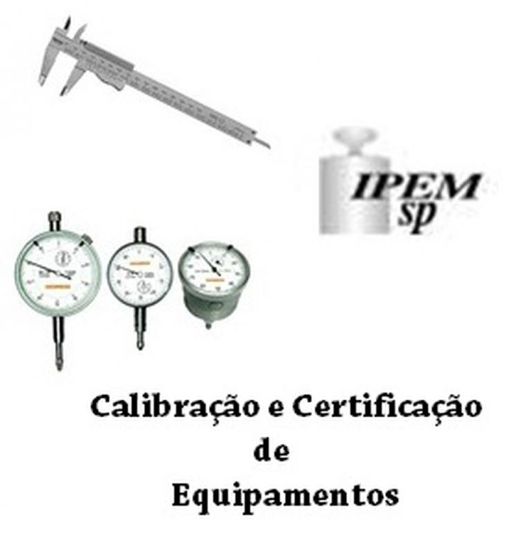 Calibração de Equipamentos Médicos Valor Brasilândia - Calibração de Equipamentos de Medição