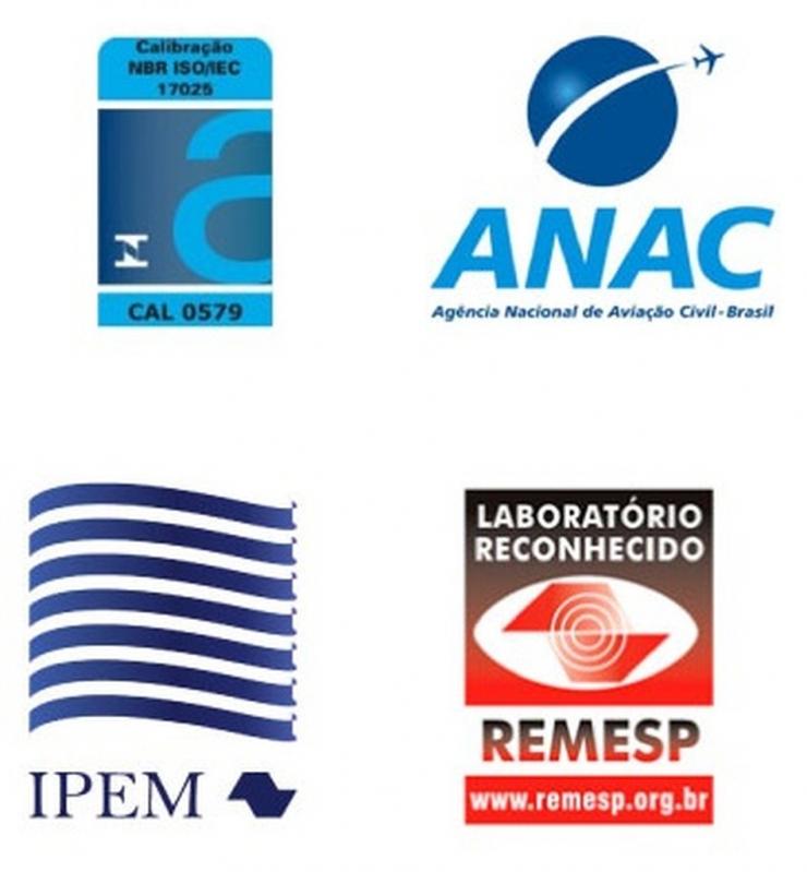 Calibração de Equipamentos Médicos Campo das Vertentes - Calibração de Equipamentos de Indústrias