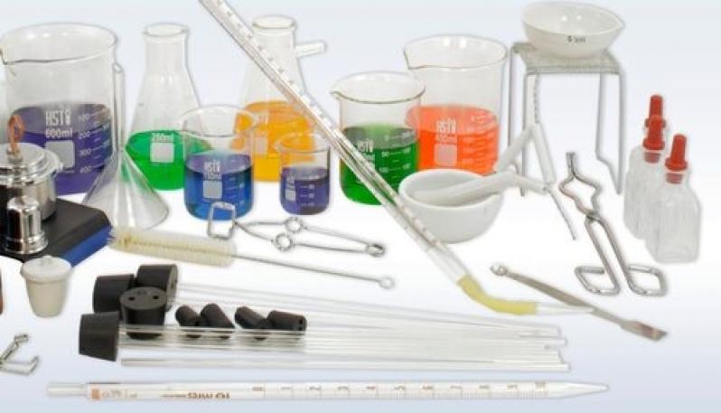 Compra de Aparelhos de Vidro para Laboratório de Biomedicina Mauá - Aparelhos de Vidro para Laboratório de Pesquisa