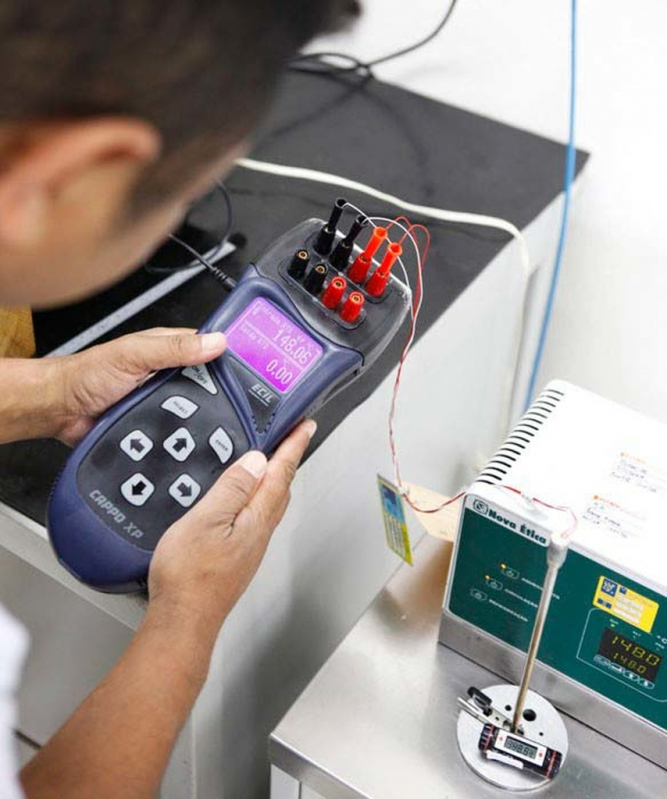 Empresa de Calibração de Equipamentos para Medição Mogi das Cruzes - Calibração de Equipamentos para Medição