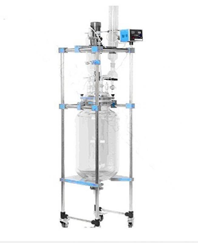 Onde Comprar Reator de Vidro Encamisado Pirapora do Bom Jesus - Reator de Vidro Encamisado