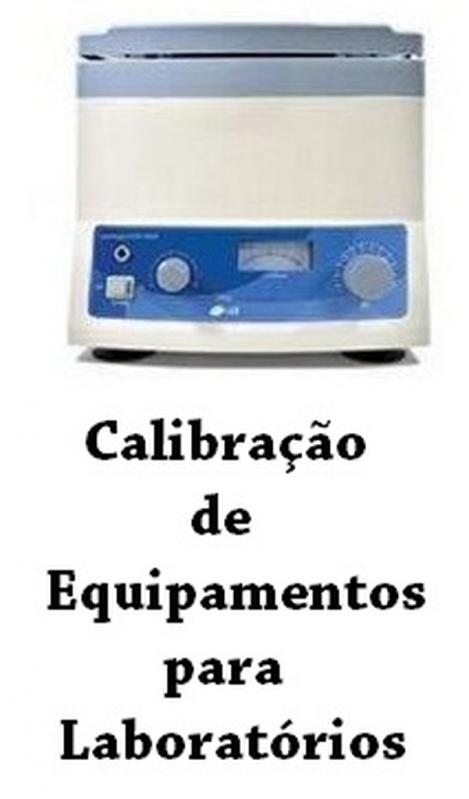 Profissional para Calibração de Equipamentos de Laboratório Arujá - Calibração de Equipamentos Médicos