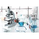 aparelhos de vidro para laboratório de cosméticos