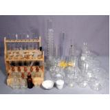 aparelhos de vidro para laboratório de cosméticos Águas Claras