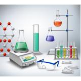 aparelhos de vidro para laboratório de medicamentos Poá