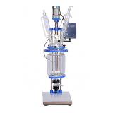 busco por reator de vidro para laboratório Brasilândia