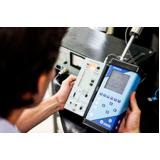 calibração de equipamentos para medição Conselheiro Lafaiete