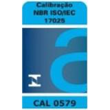 certificado rbc de aparelhos de laboratório Cidade Ocidental