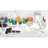 compra de aparelhos de vidro para laboratório de biomedicina Piraquara