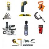 empresa de calibração de equipamentos de medição Betim