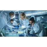 equipamento para laboratório clínico