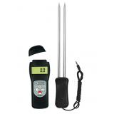 medidor de umidade para algodão portátil