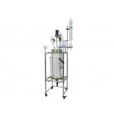 onde comprar reator de vidro laboratório Itaboraí