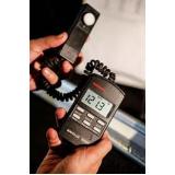 profissional para calibração de equipamentos de análise de água Doutor Ulysses