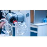 reator de vidro borosilicato Lapa