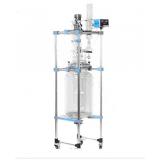 reator de vidro para laboratório Trancoso