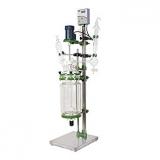 reator químico de vidro Itaperuçu