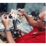 Fabricação de Vidraria