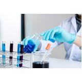 venda de aparelhos de vidro para laboratório de química Paraisópolis